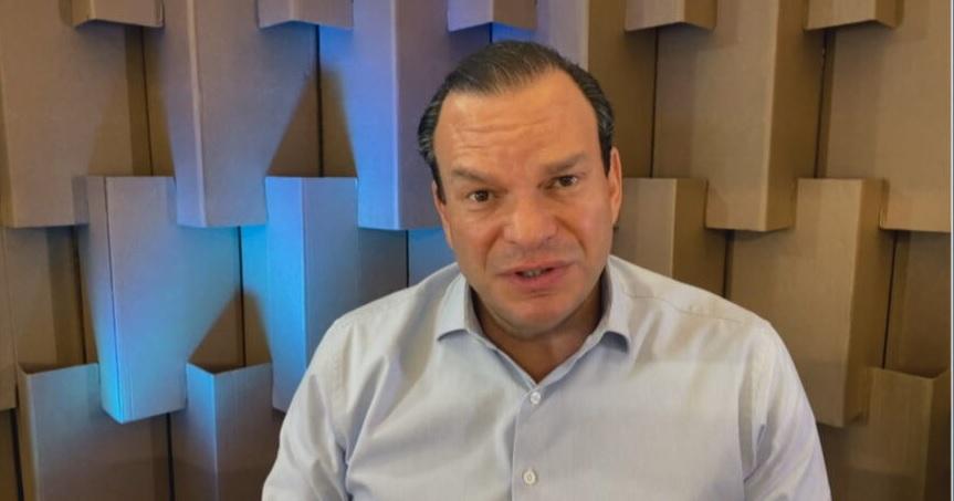 Roberto Sallouti, CEO do BTG Pactual