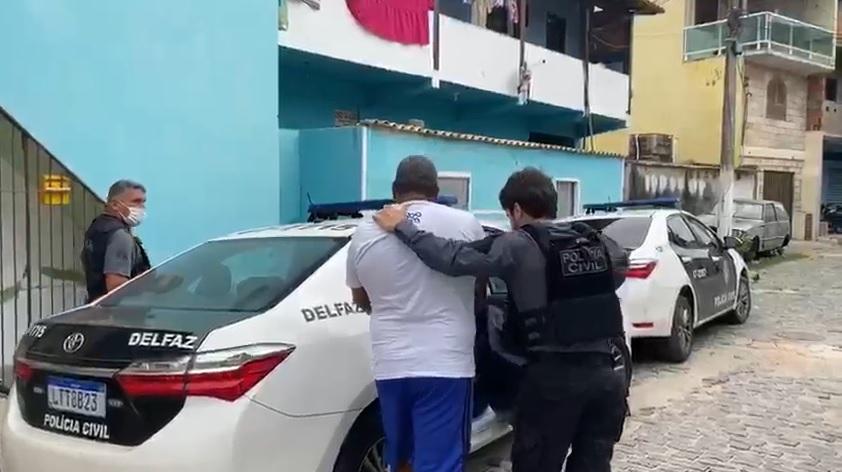 Operação da Polícia Civil do Rio de Janeiro