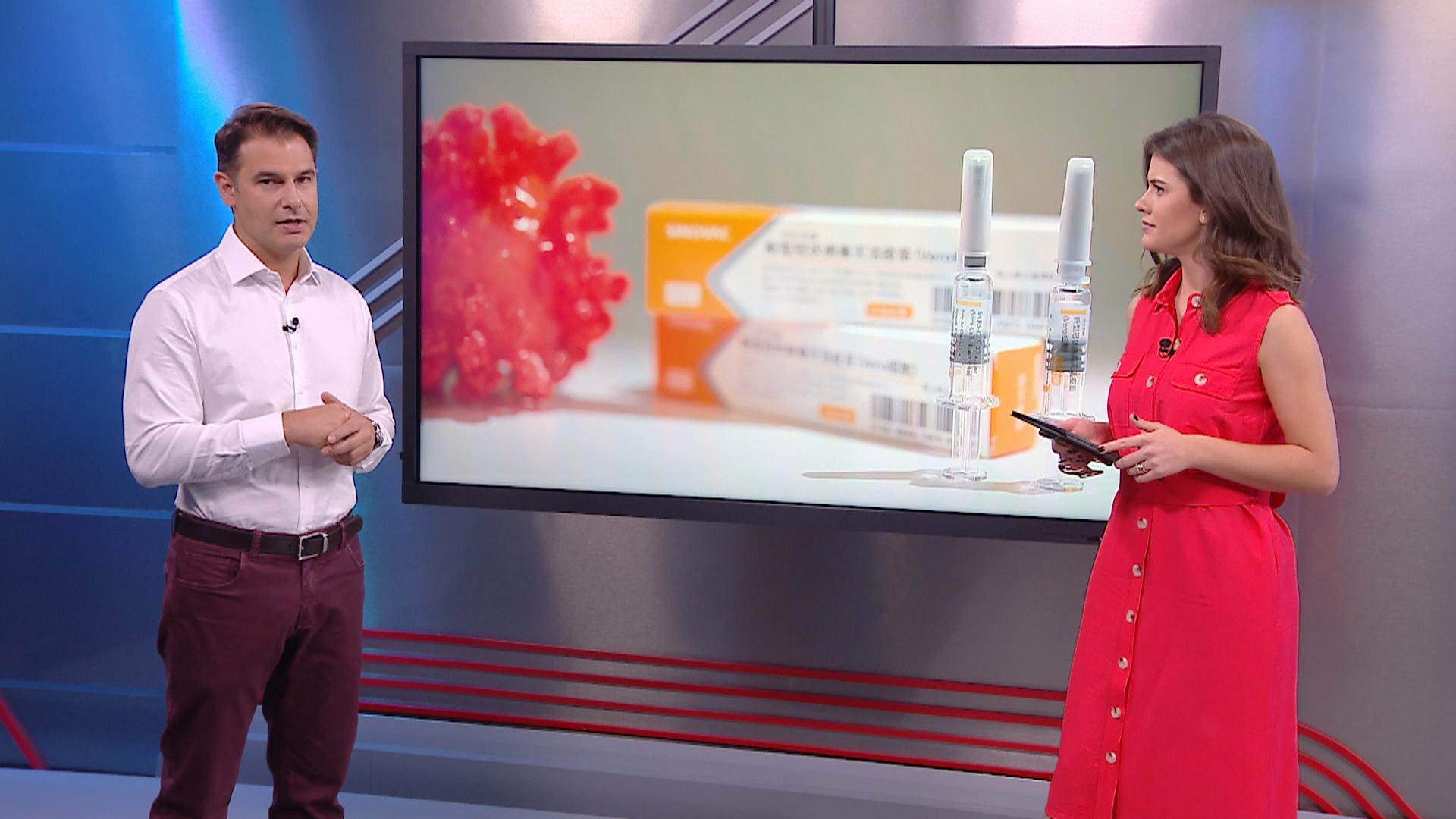 Correspondente Médico: Como funciona a terceira fase de testes da Coronavac?