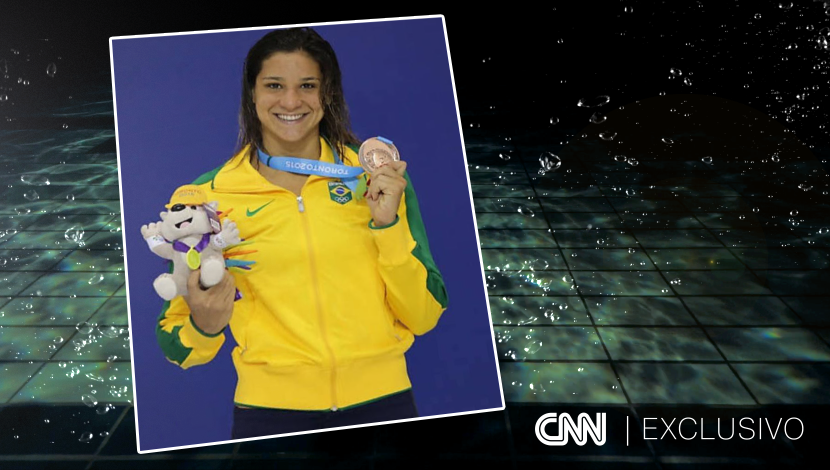 Joana Maranhão fala sobre abusos na natação