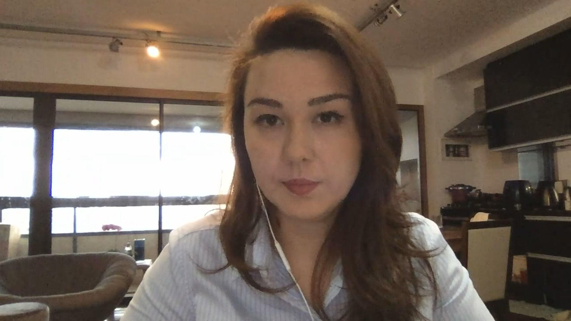 A advogada Florence Terada