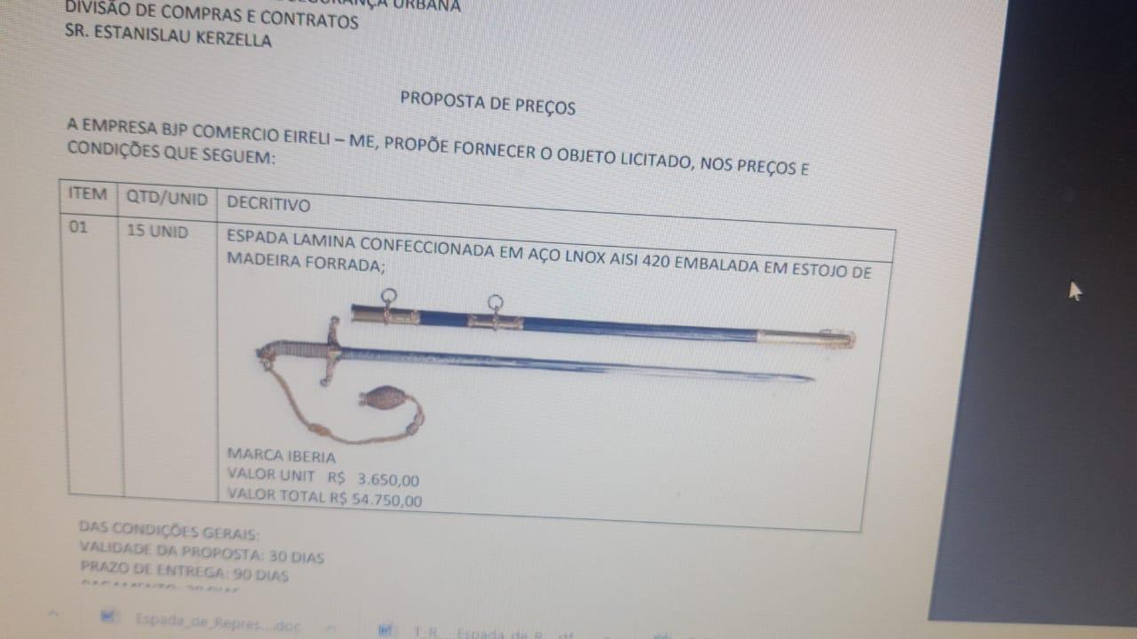Espada GCM