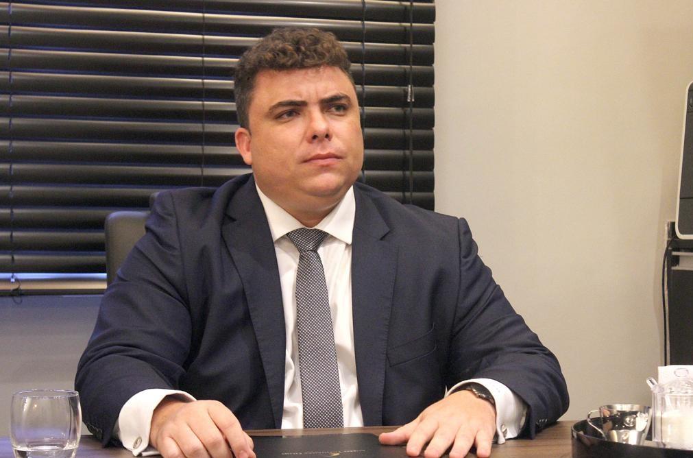 Áureo Tupinambá, advogado de André do Rap