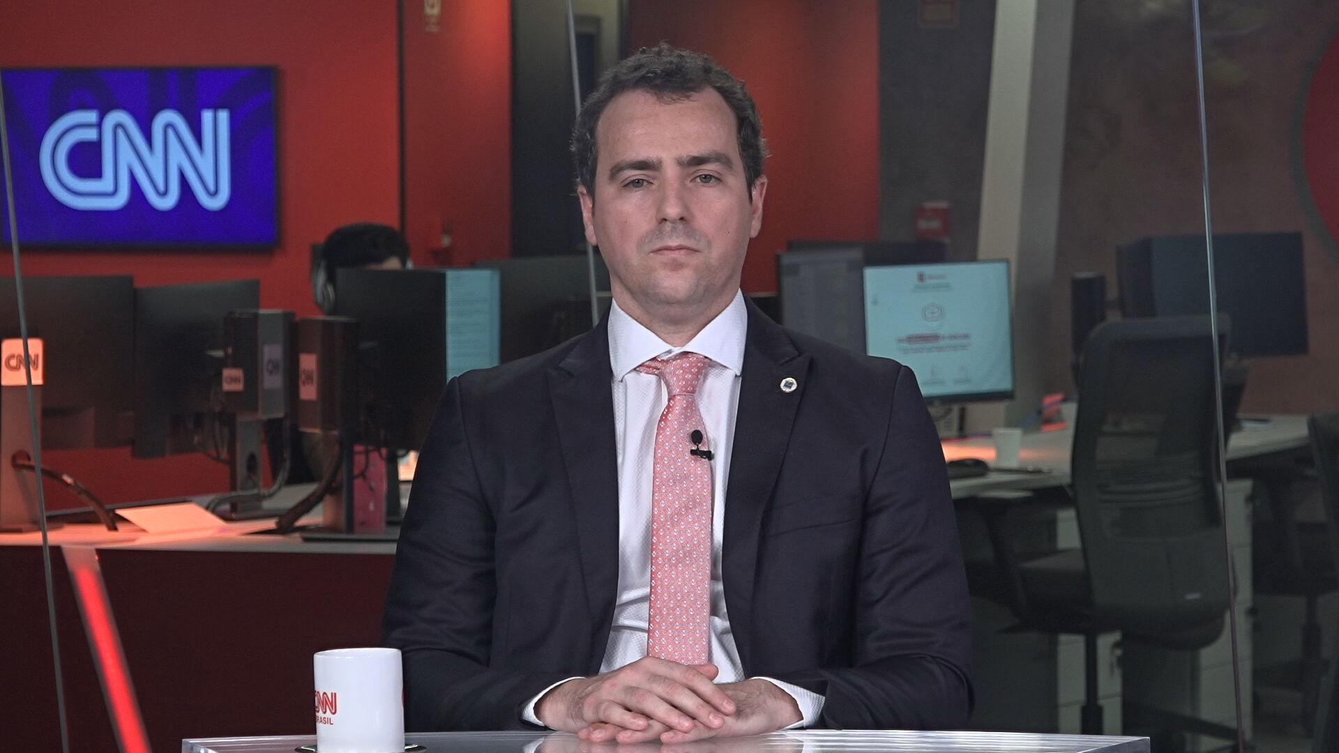 Eduardo Bim, presidente do Ibama