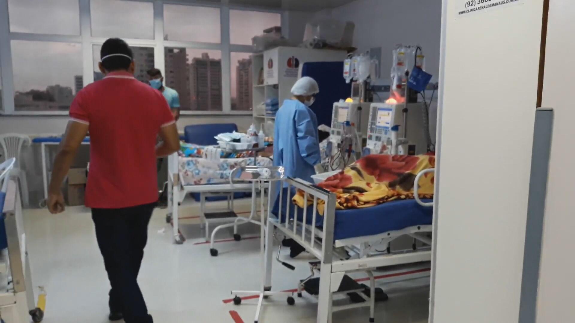 Manaus registra aumento no número de casos do novo coronavírus