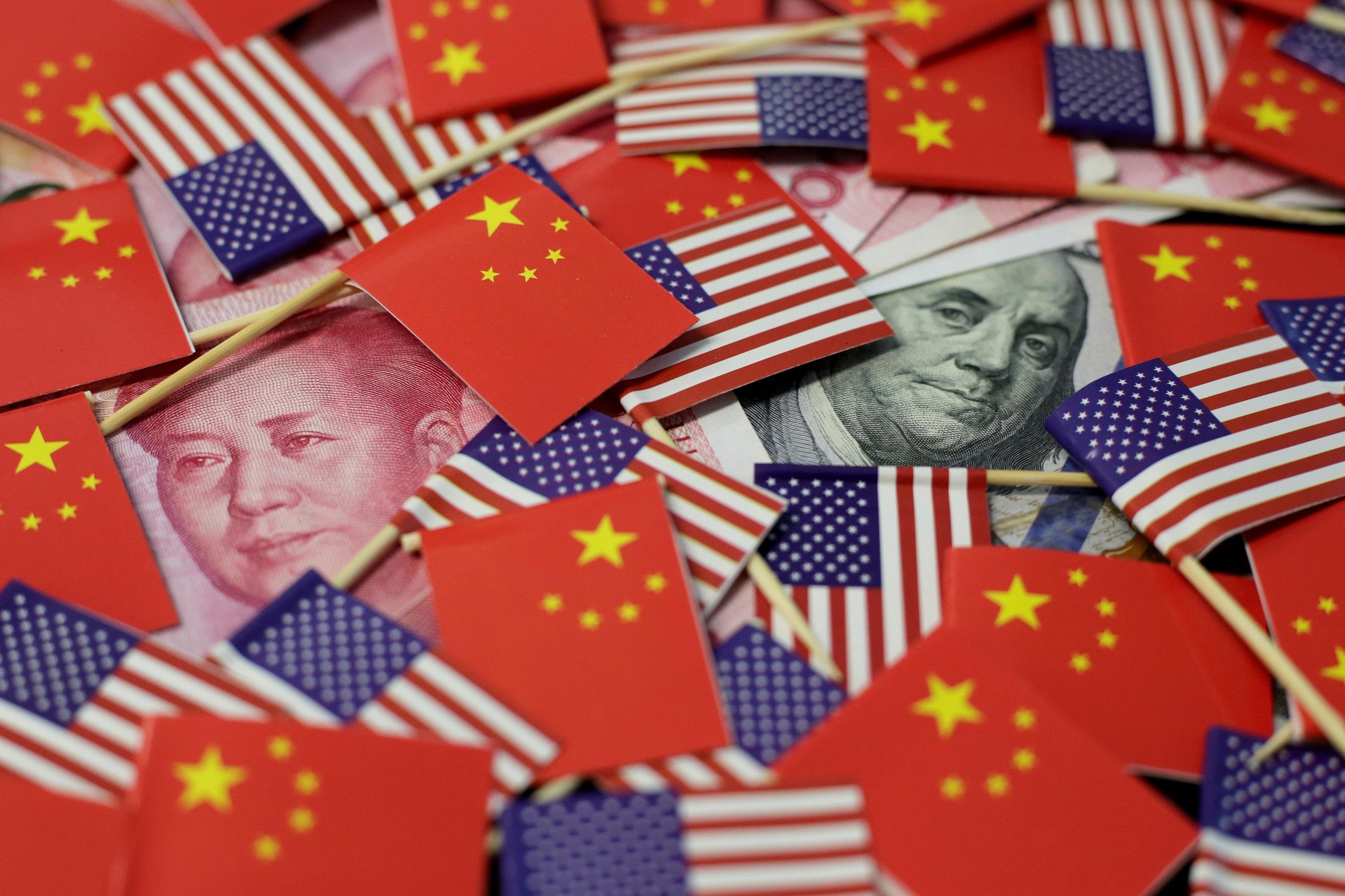 EUA CHINA ESTADOS UNIDOS