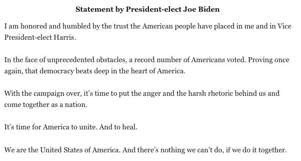 Nota Biden