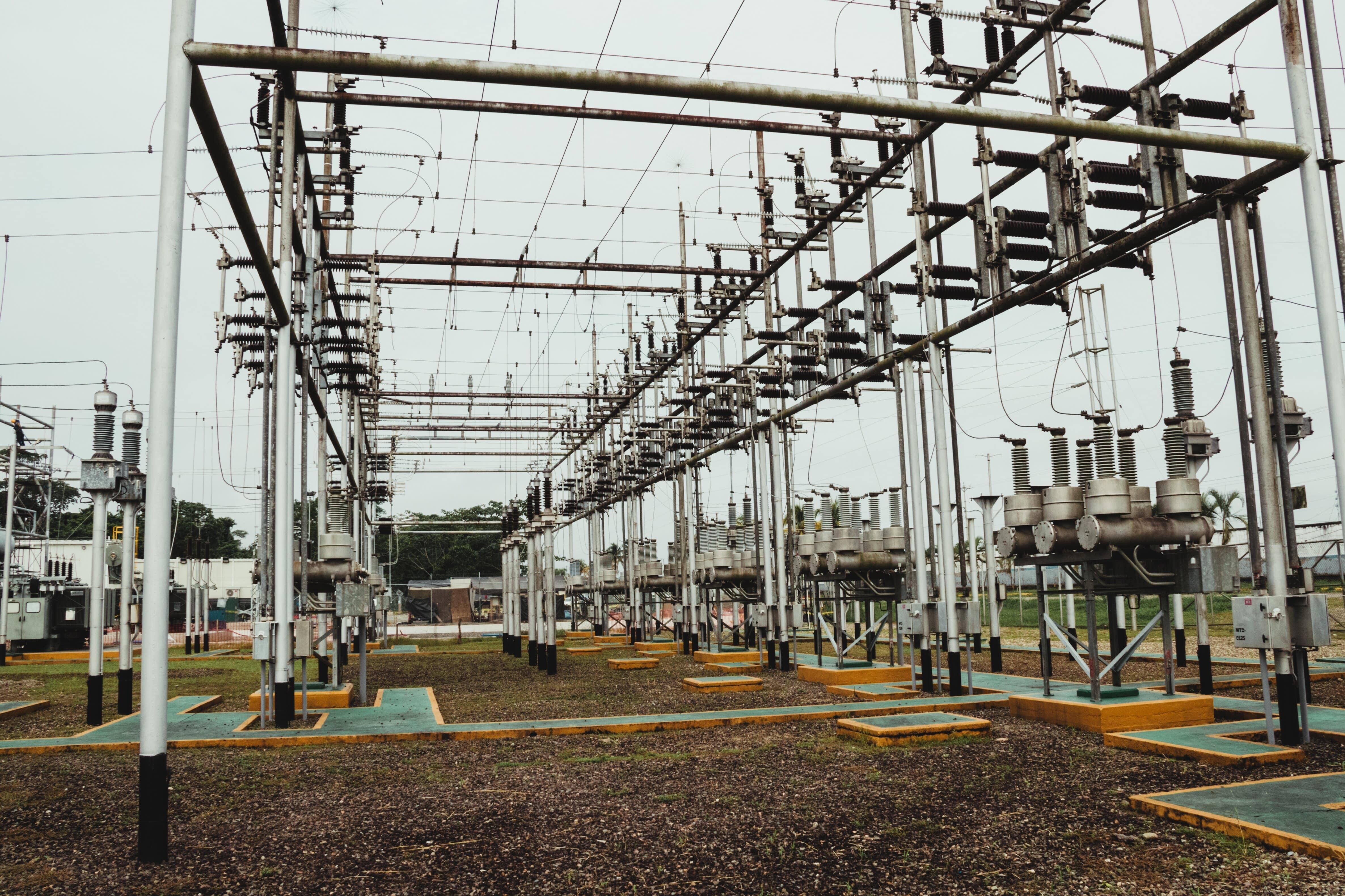 Estação de energia