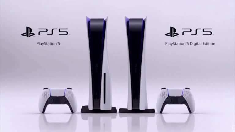 Playstation 5, da Sony