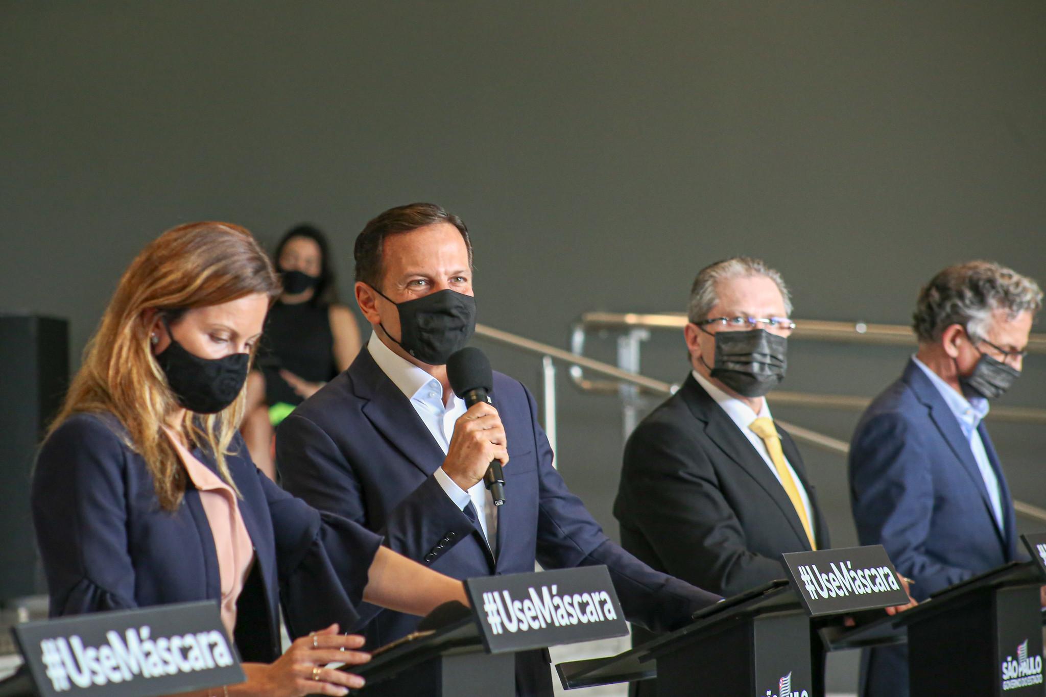 Governo de São Paulo adiou atualização do Plano SP para 30 de novembro