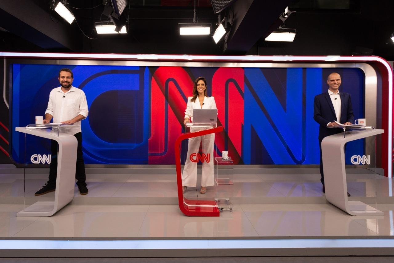 DEBATE BOULOS COVAS CNN