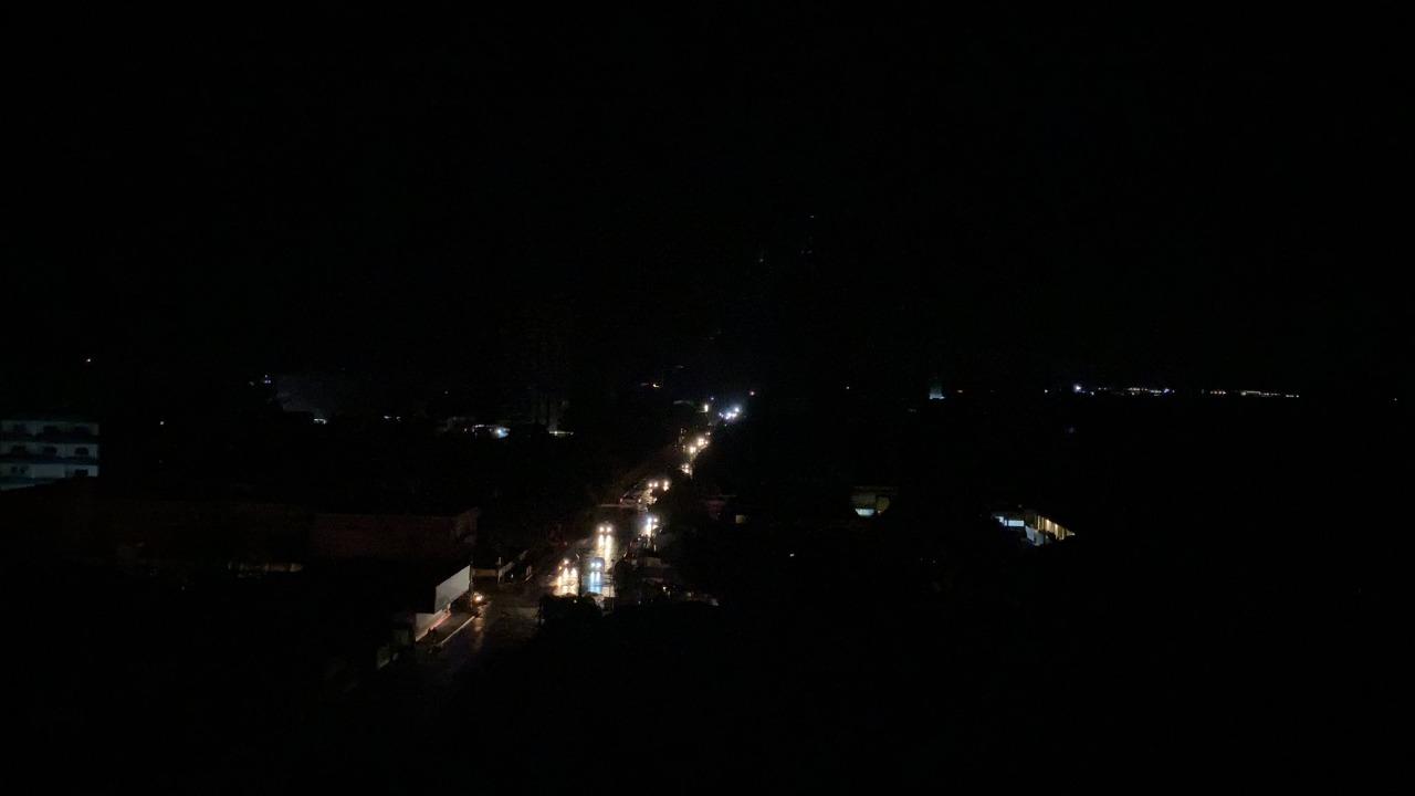 Novo apagão atingiu o estado do Amapá na terça-feira (17)