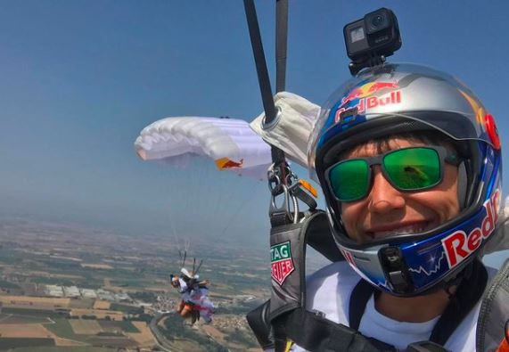 Francês Vince Reffet morre em acidente durante treinamento
