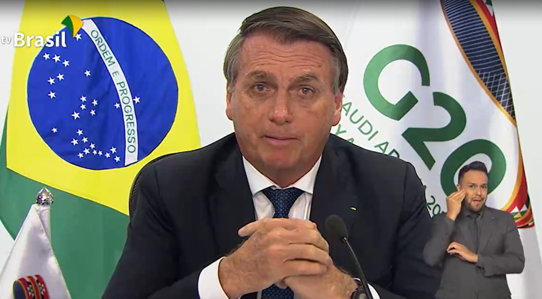 Discurso de Bolsonaro no G20