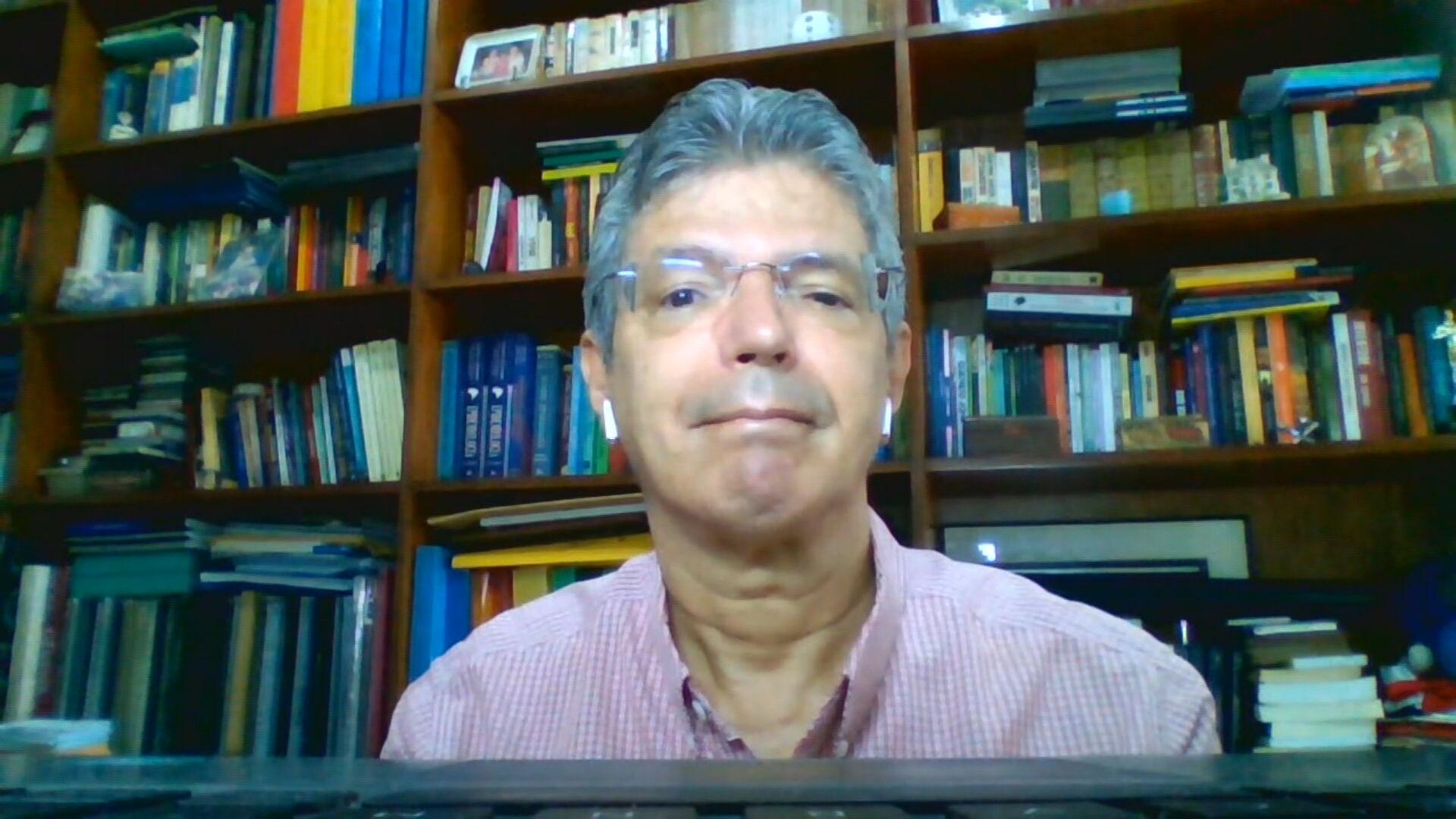 O infectologista Roberto Medronho (21.nov.2020)