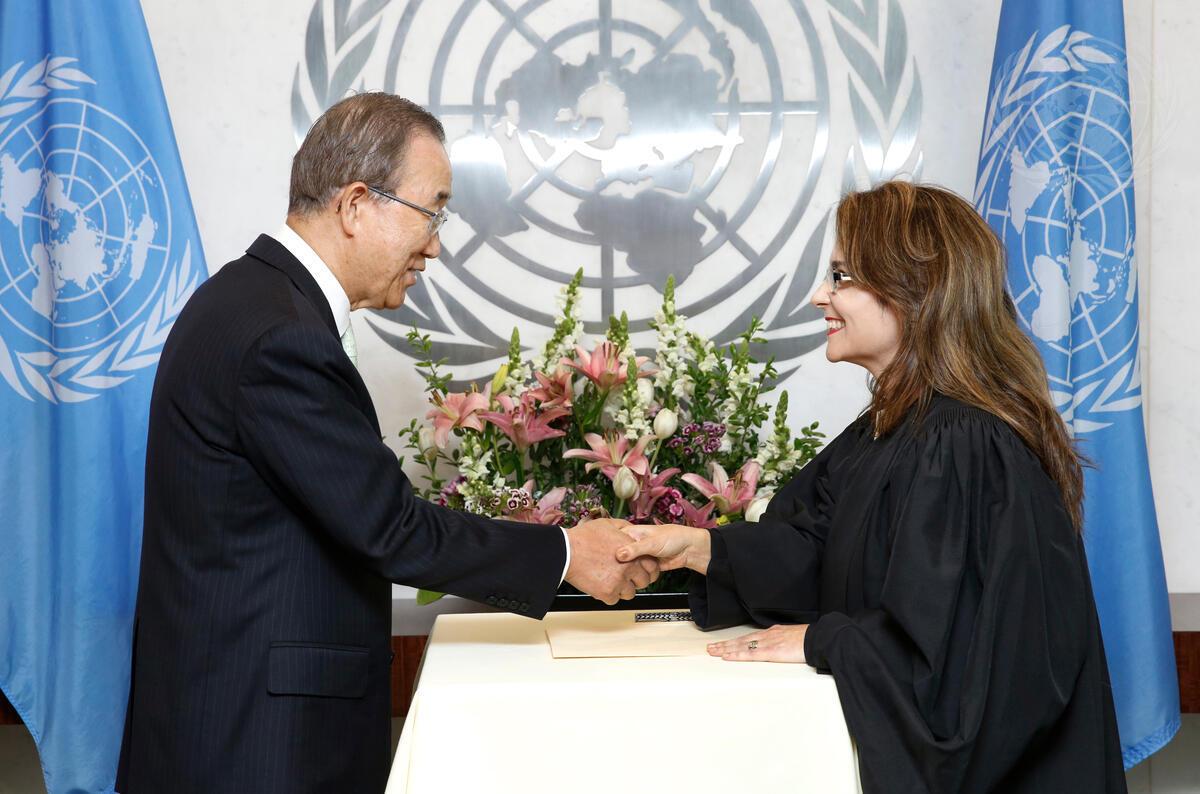 A brasileira Martha Schmidt foi escolhida para presidir Tribunal de Apelações da