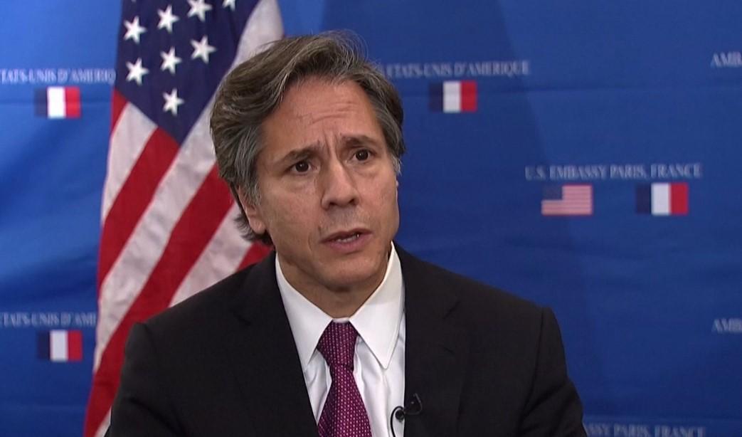 Antony Blinken trabalhou como conselheiro de Segurança Nacional do vice Biden
