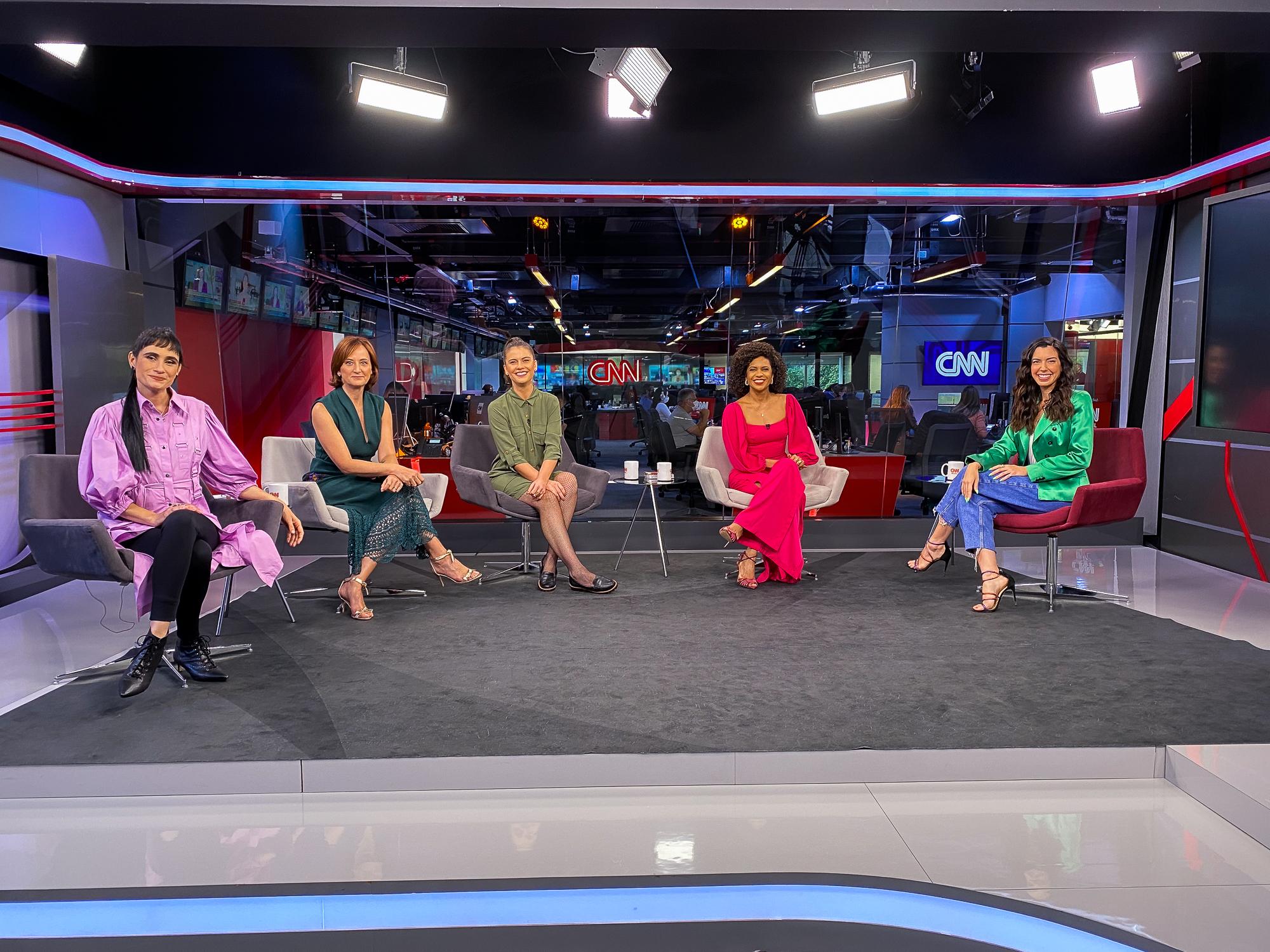 Camila Coutinho é a entrevistada da semana do CNN Nosso Mundo