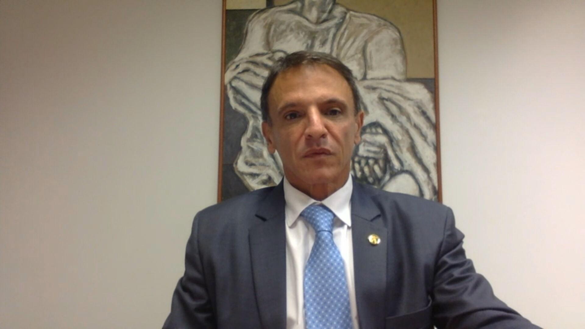 Senador Marcio Bittar (MDB-AC) (08.dec.2020)