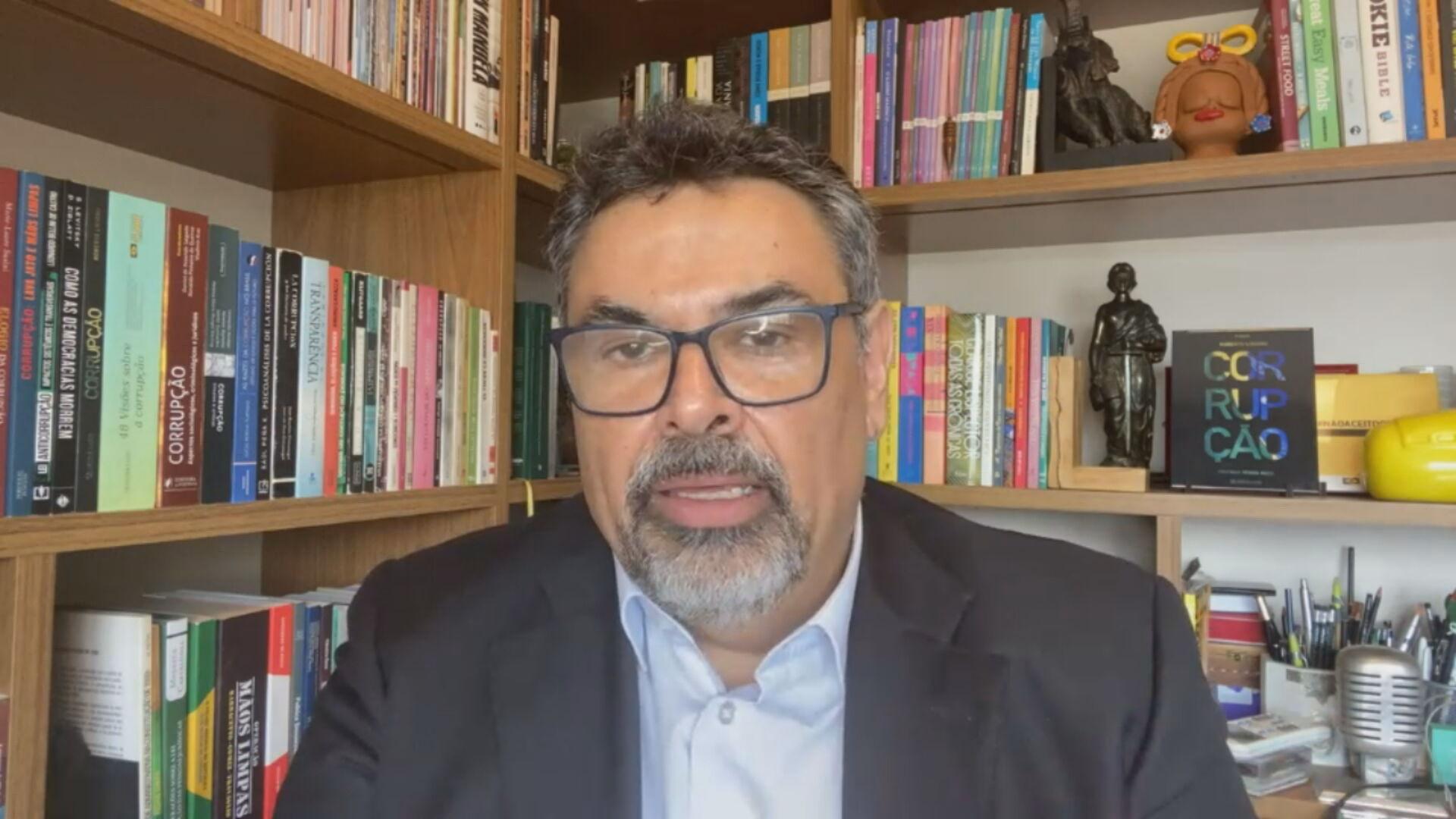 Roberto Livianu, presidente do Instituto Não Aceito Corrupção (09.dez.2020)