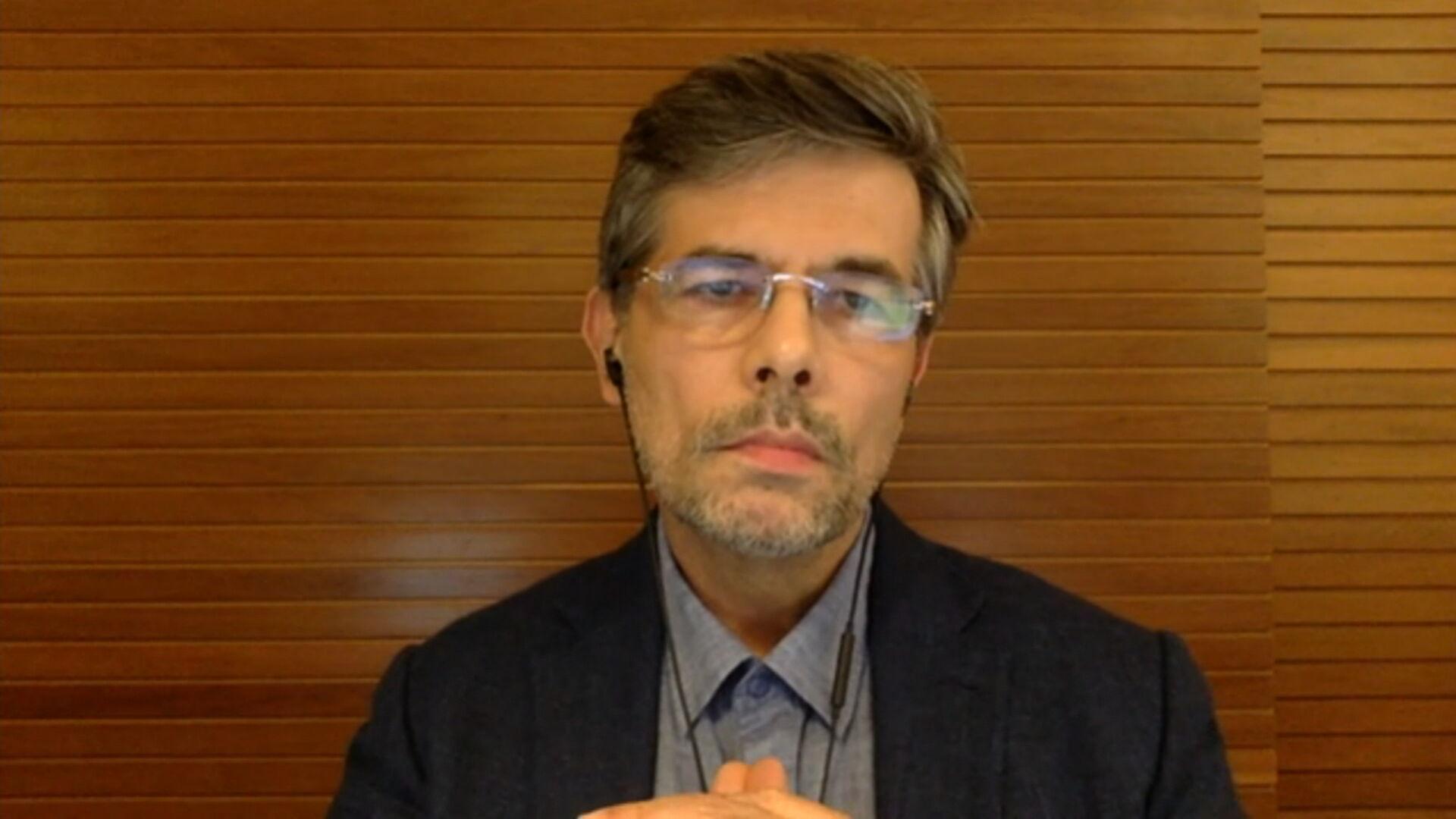 O ex-ministro da Saúde Nelson Teich