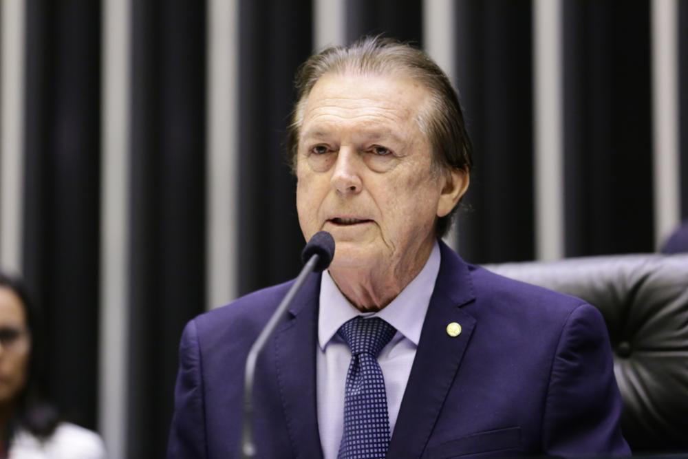 Deputado Luciano Bivar, do PSL