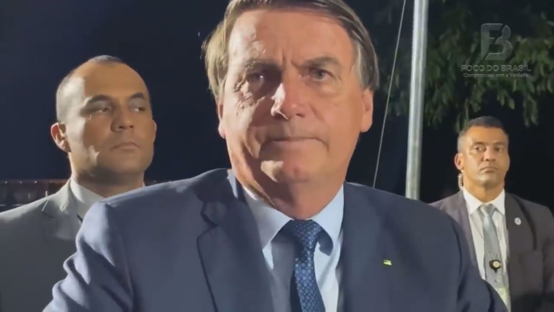 O presidente Jair Bolsonaro (15.dez.2020)