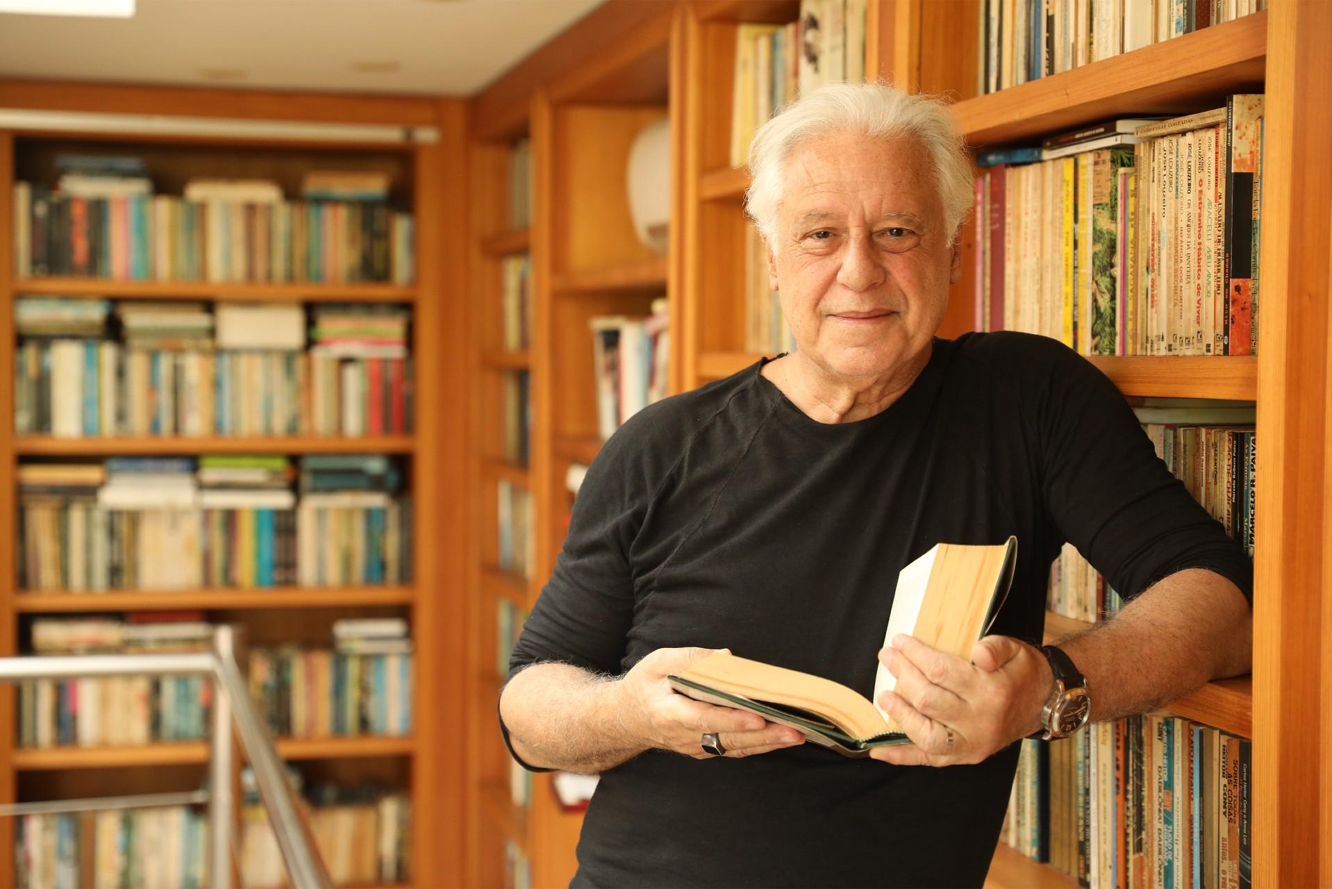 Ator Antonio Fagundes