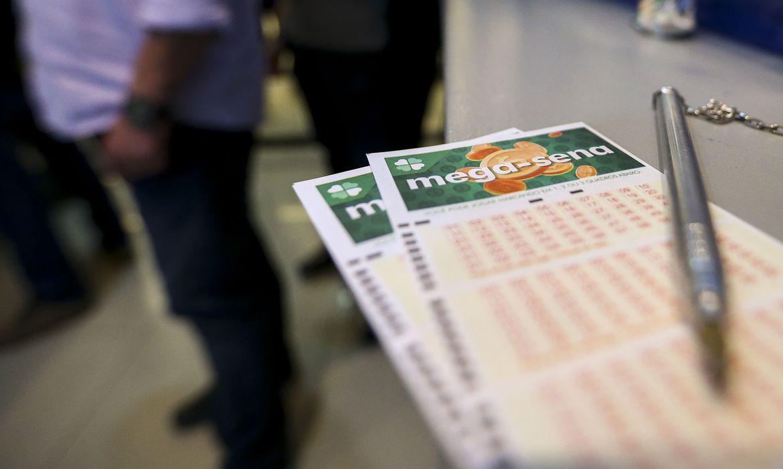 Mega-sena, loteria