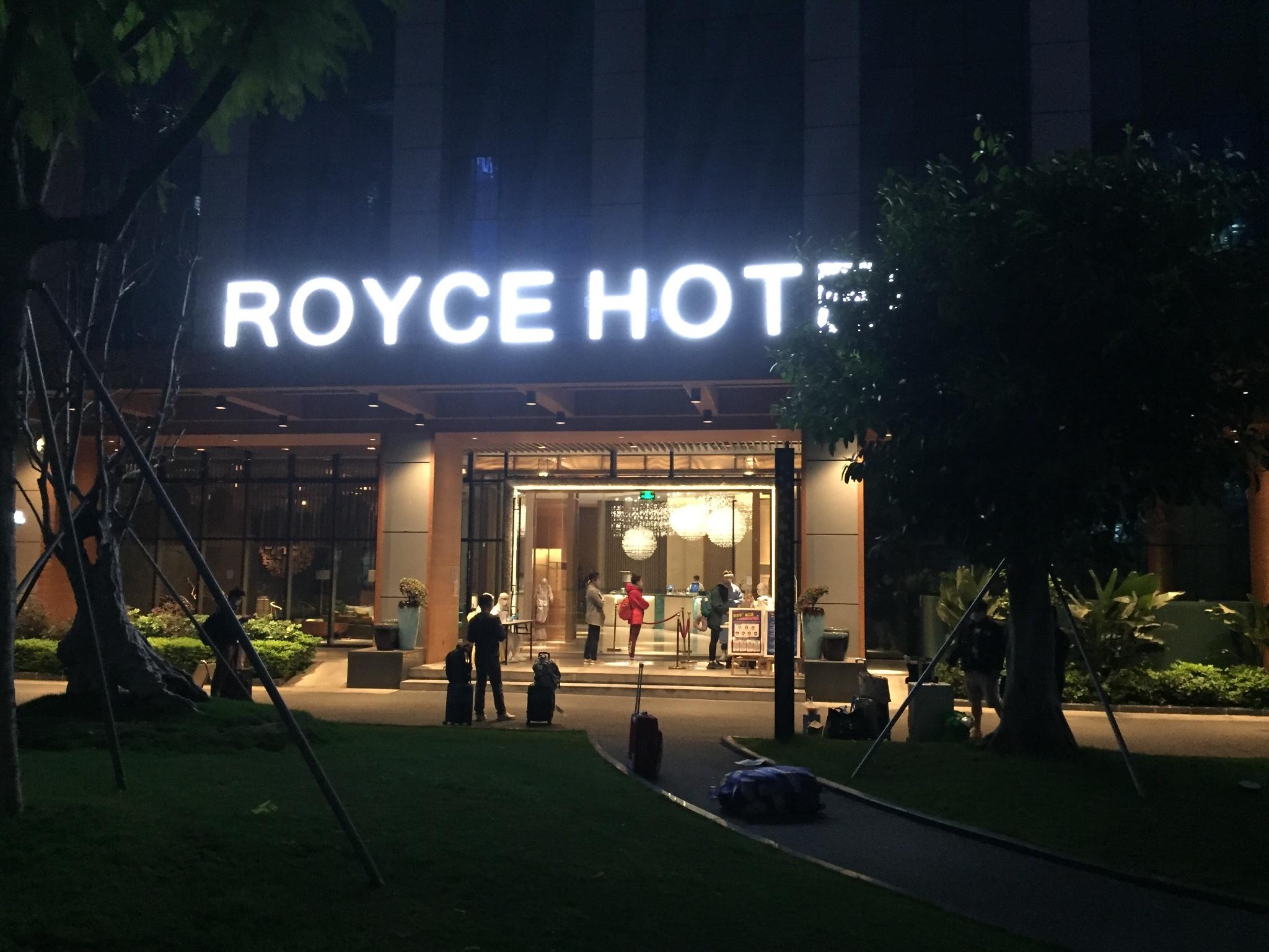 Hotel de quarentena em Shenzhen, China