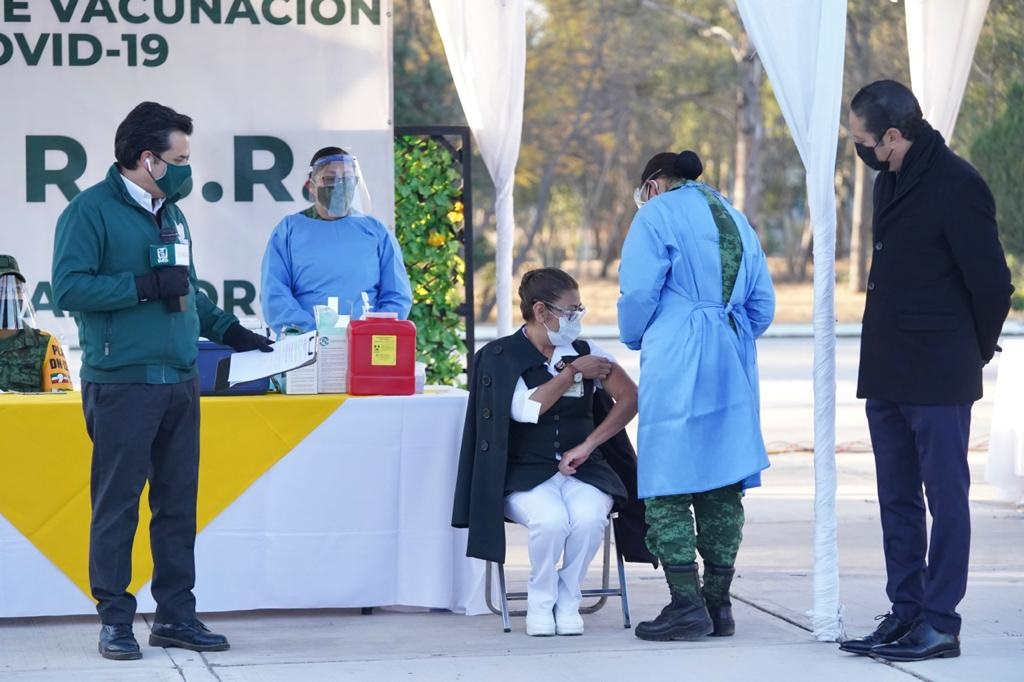 vacinação do México