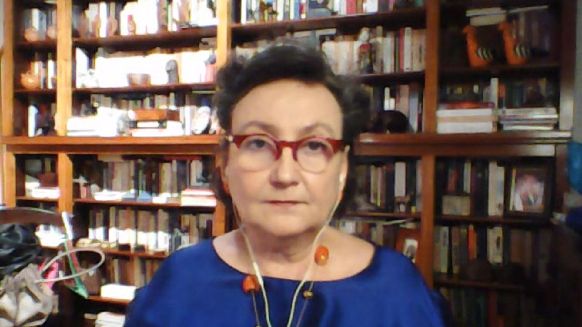 Margareth Dalcomo, pesquisadora da Fundação Oswaldo Cruz (Fiocruz) (25.dez.2020)