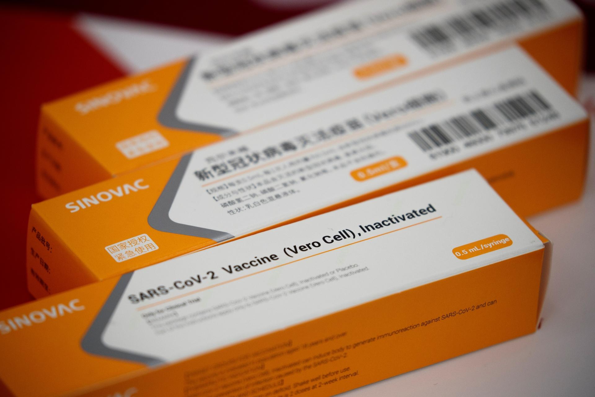 Indonésia iniciará vacinação contra Covid-19 usando a Coronavac