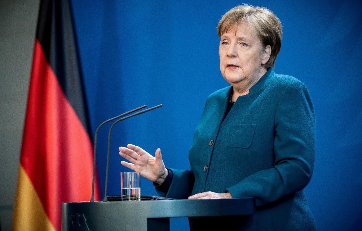 A chanceler da Alemanha, Angela Merkel