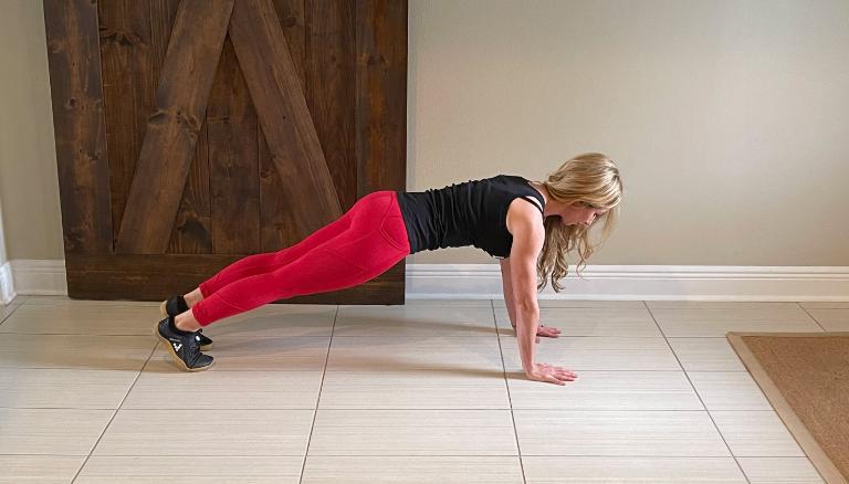 Instrução de exercício