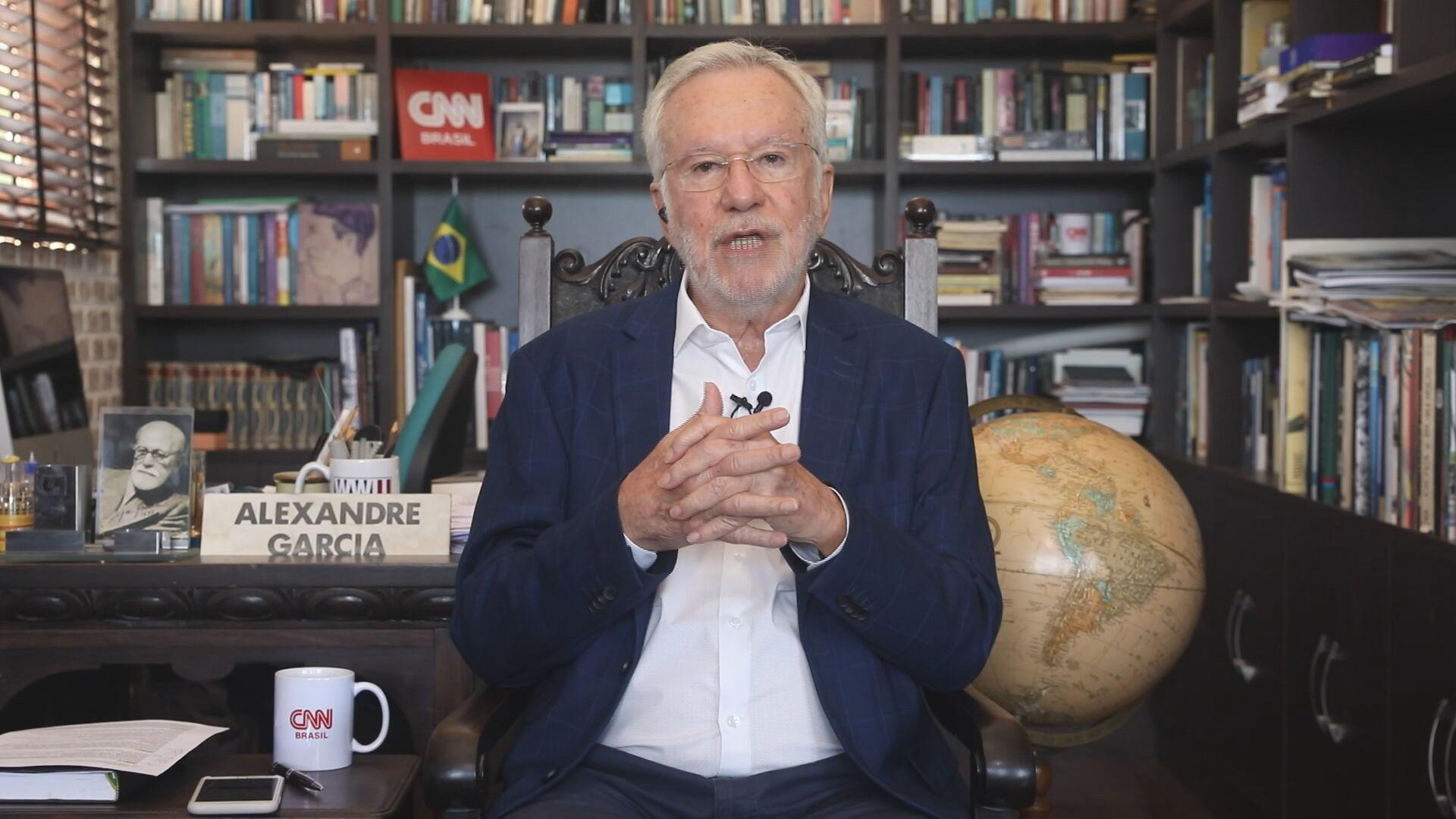 Alexandre Garcia no quadro Liberdade de Opinião (07.jan.2021)