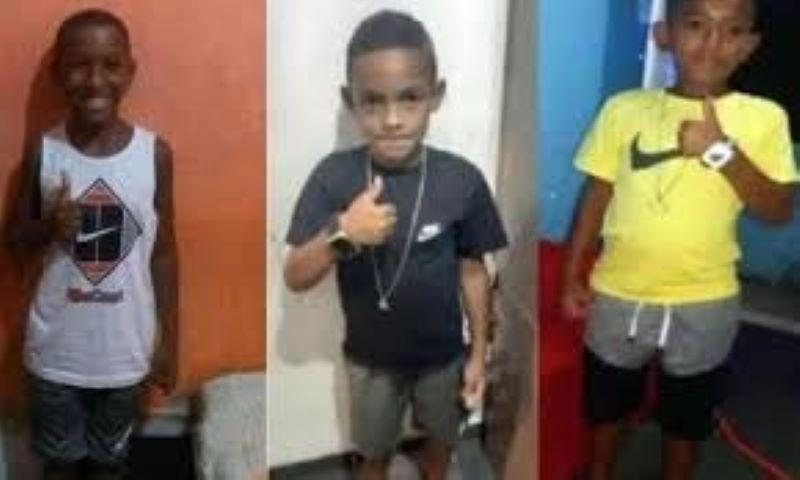 Crianças desaparecidas no RJ
