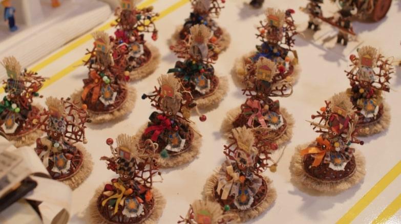 Desfile de maquete