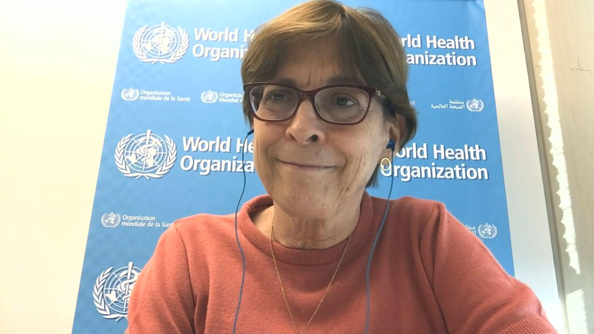 Mariângela Simão, vice-diretora-geral da OMS (08.jan.2021)