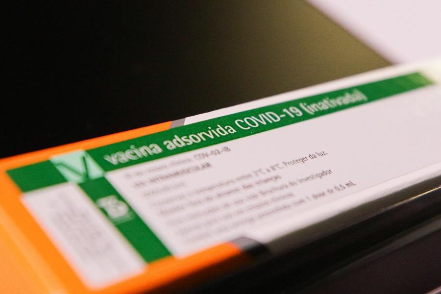 Vacina Coronavac será produzida pelo Instituto Butantan