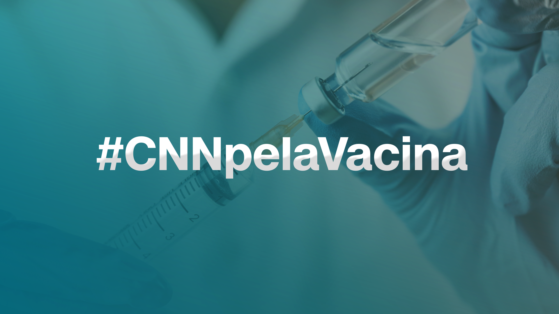 CNN pela Vacina