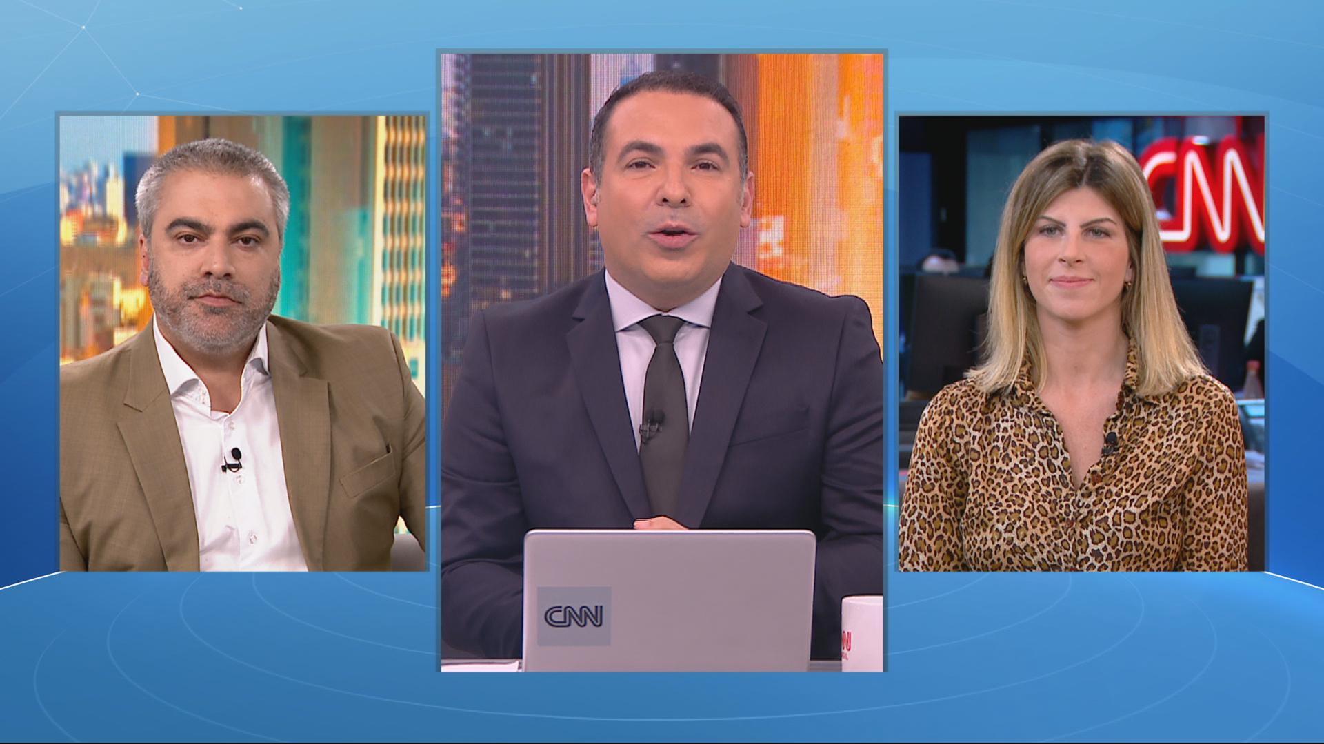 O Grande Debate: a economista Renata Barreto e o advogado Thiago Anastácio