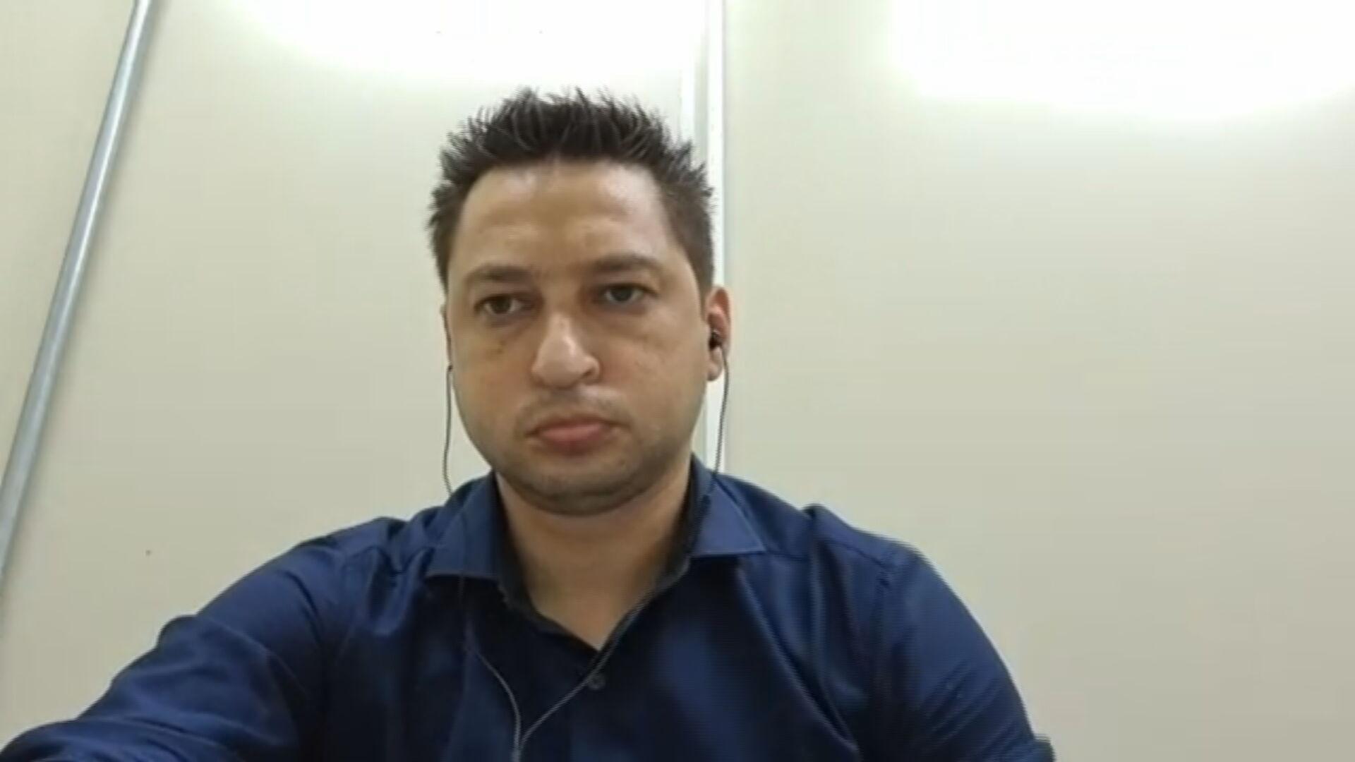 Secretário Marco Vinholi fala sobre combate à pandemia em São Paulo