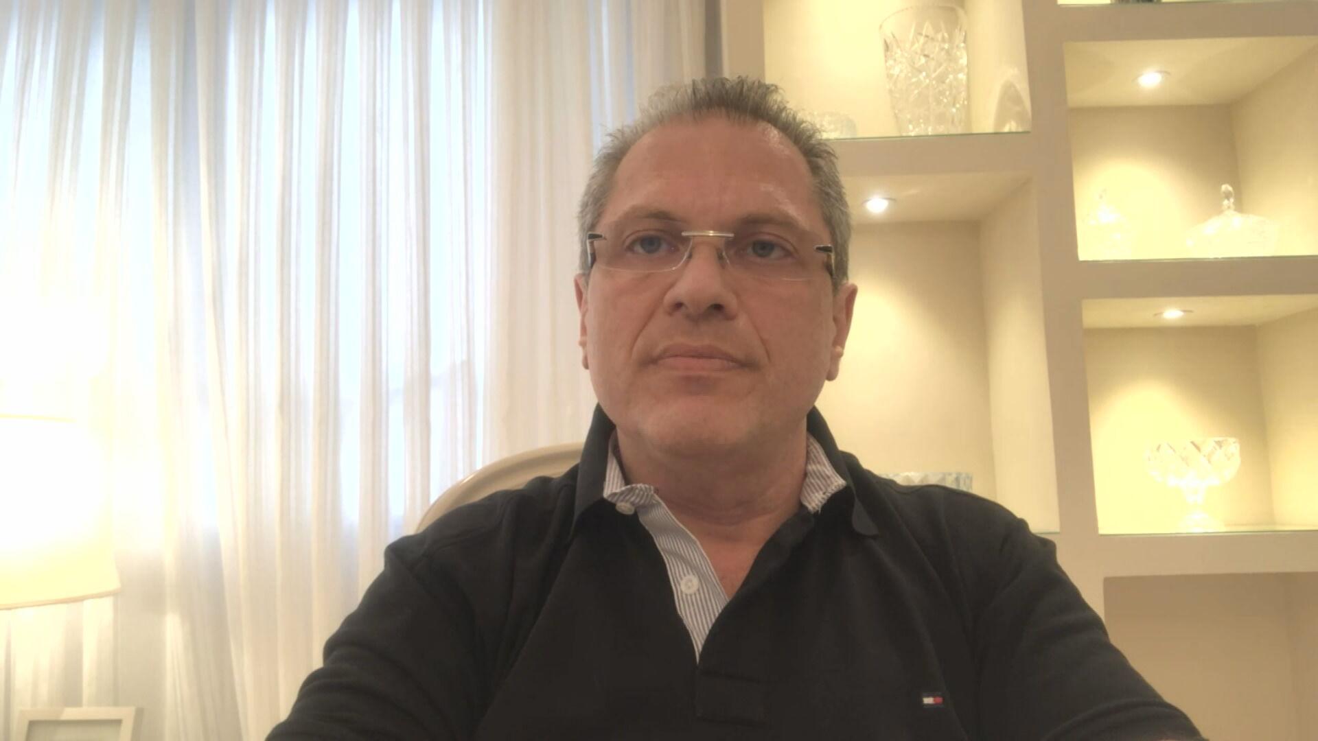 Secretário estadual de Saúde de São Paulo Jean Gorincheteyn