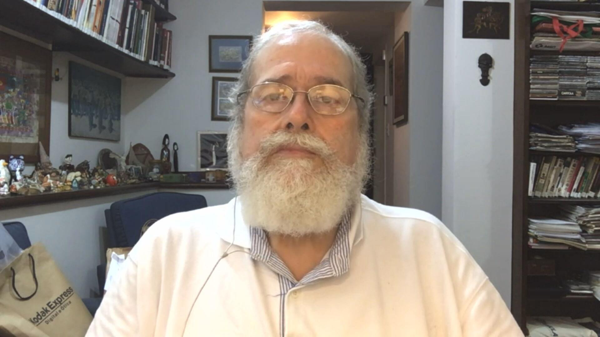 O ex-presidente da Anvisa, Gonzalo Vecina (11.jan.2021)