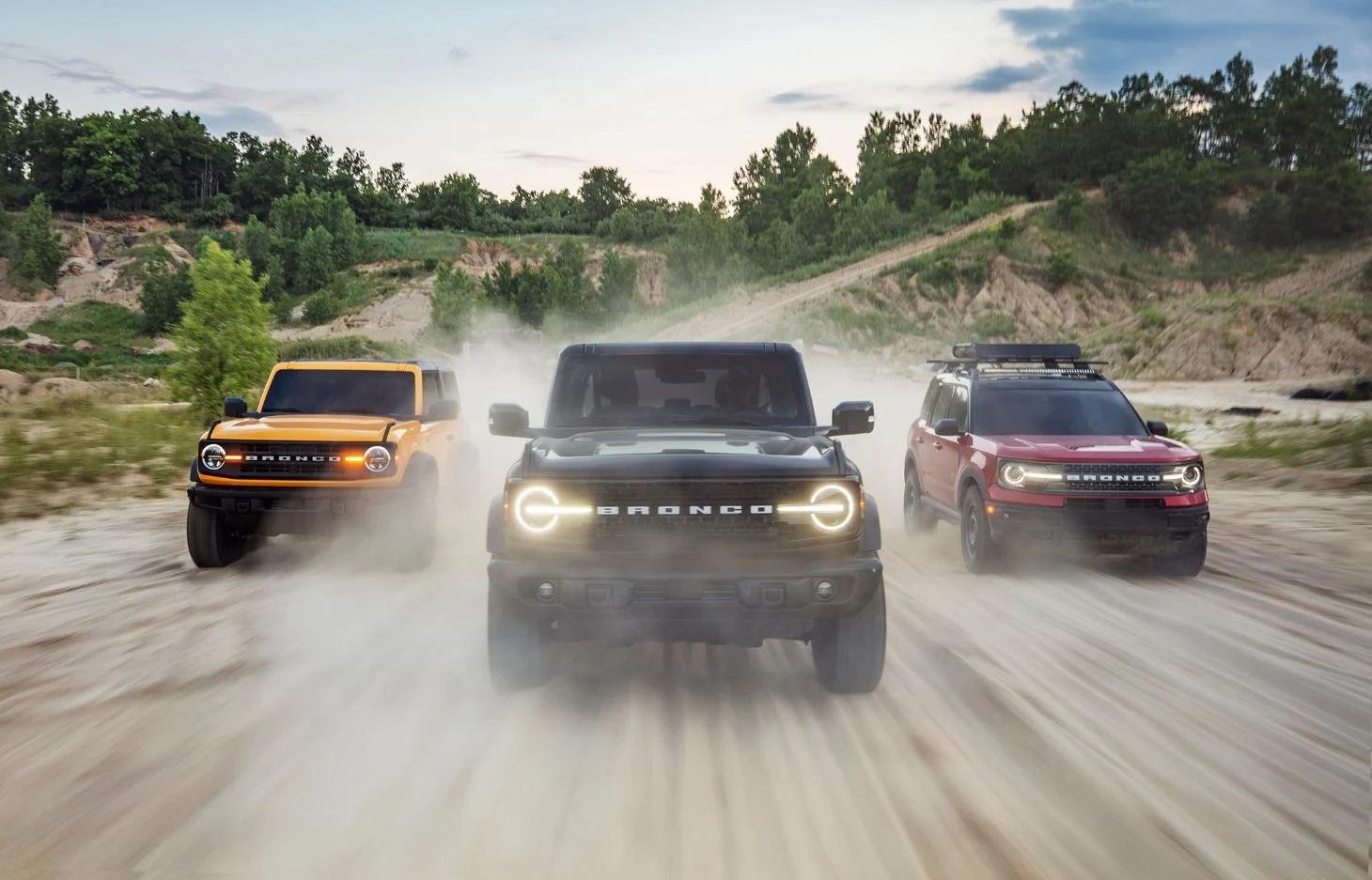Novo Ford Bronco: um dos principais lançamentos globais da marca em 2021 (11.jan