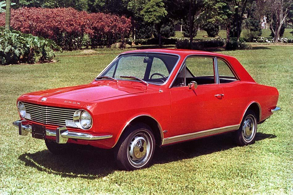 Ford Corcel Primeira Geração