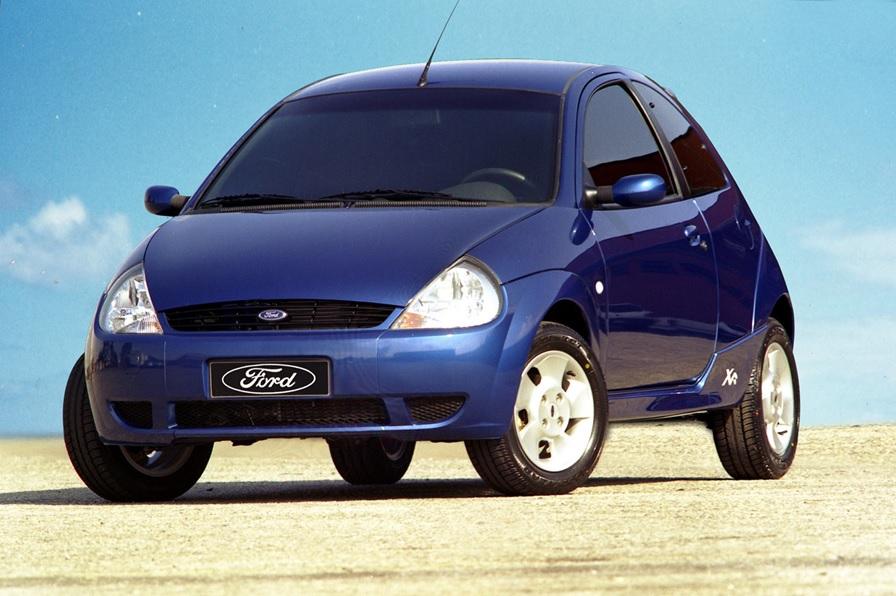 Ford Ka 1ª Geração