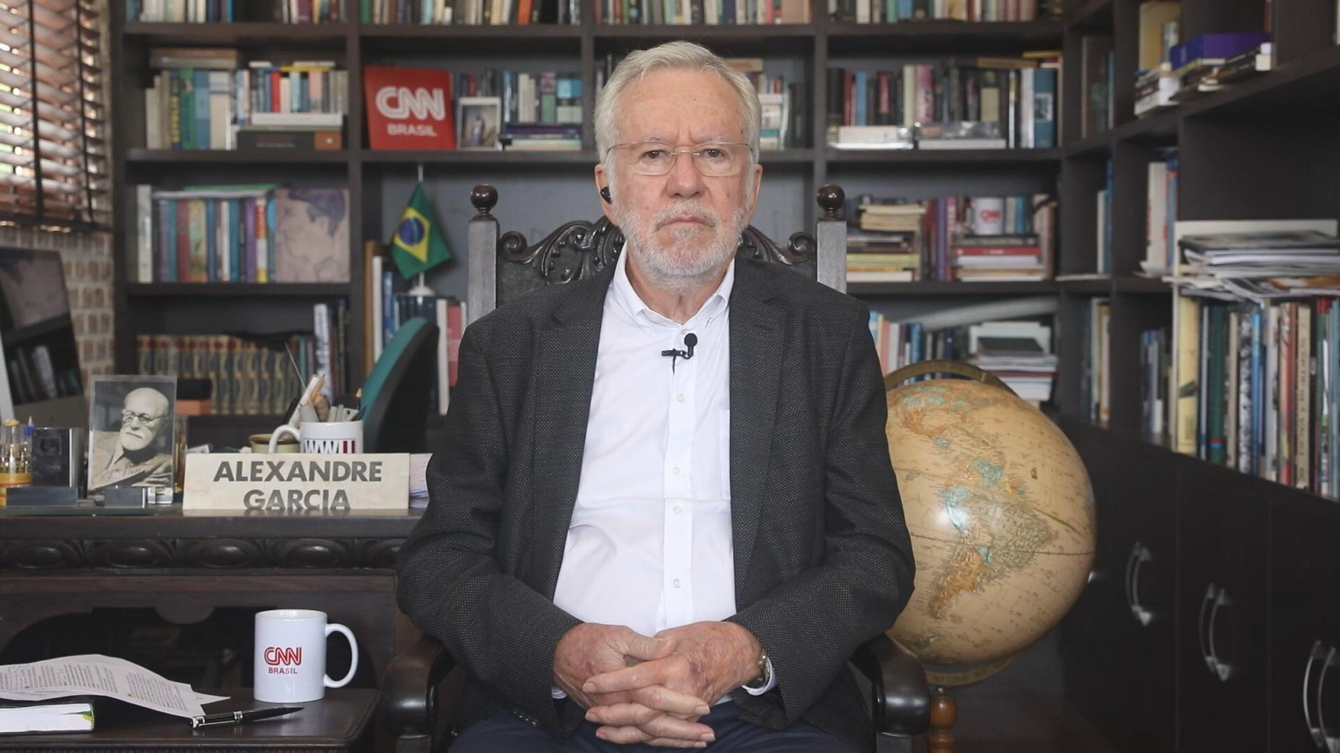 Alexandre Garcia no quadro Liberdade de Opinião (12.jan.2021)