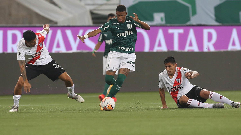 Palmeiras na Final da Libertadores 2020